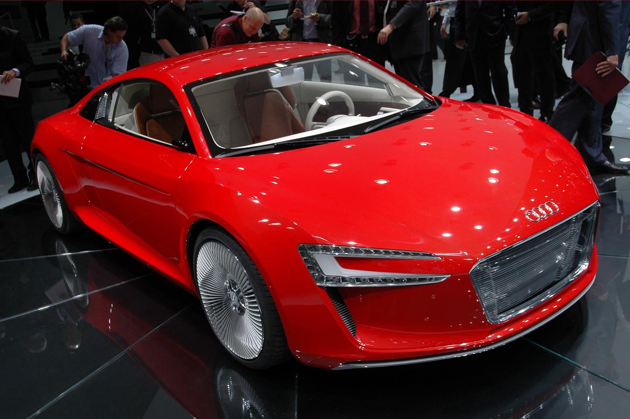 Audi R8 e-tron Collection
