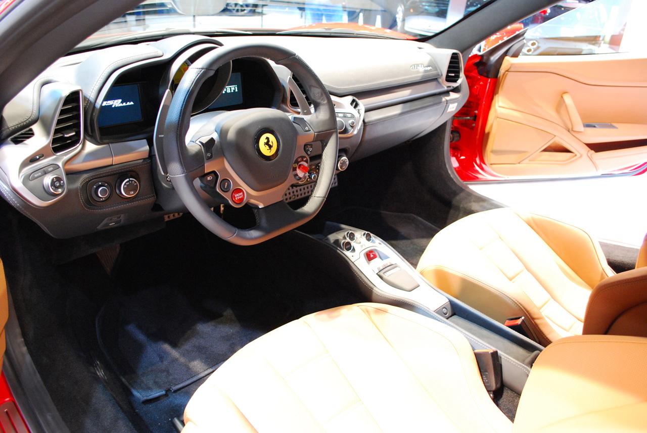 Ferrari 458 Italia Official