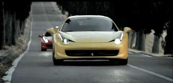 Ferrari 458 Italia Official Movie – Video