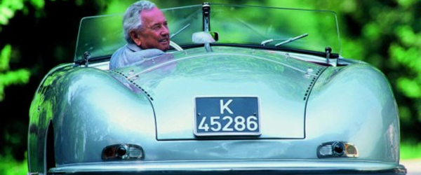 Honorary Mention: 100th Anniversary of the birth of Ferry Porsche on