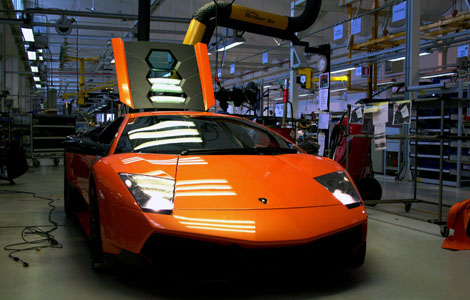 National Geographic's Ultimate Factories: Lamborghini