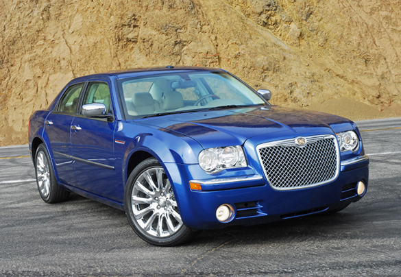 2009 Chrysler 300c Heritage Edition Review Amp Test Drive