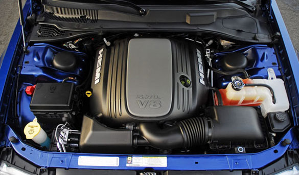 2009Chrysler300CHeritageEngine01small