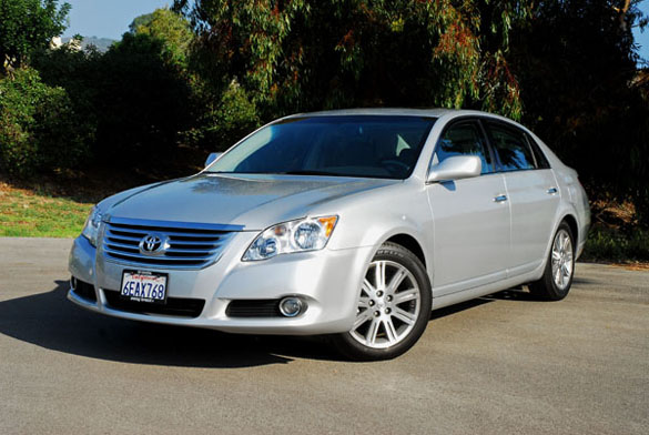 2009 toyota avalon limited review test drive. Black Bedroom Furniture Sets. Home Design Ideas