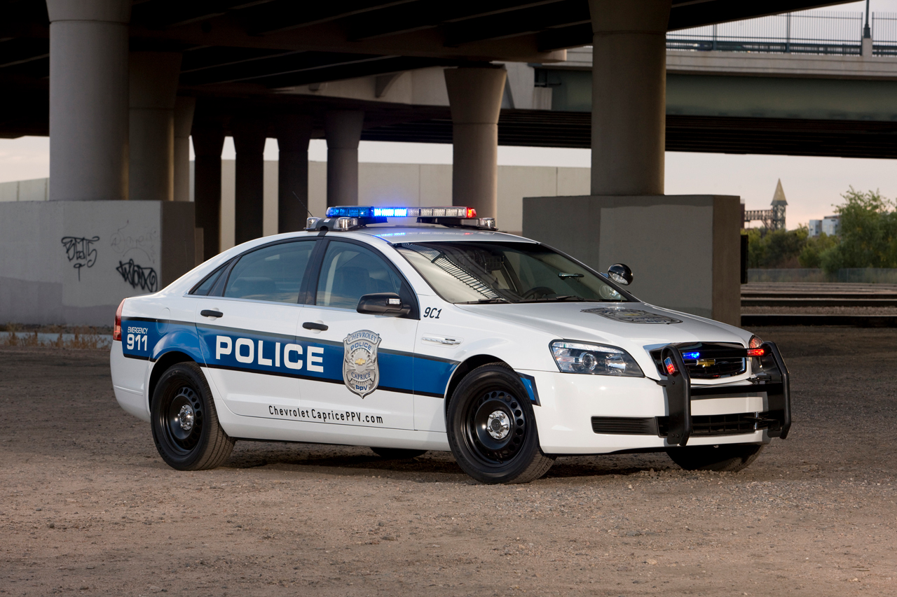 2011 chevrolet caprice police car introduced. Black Bedroom Furniture Sets. Home Design Ideas