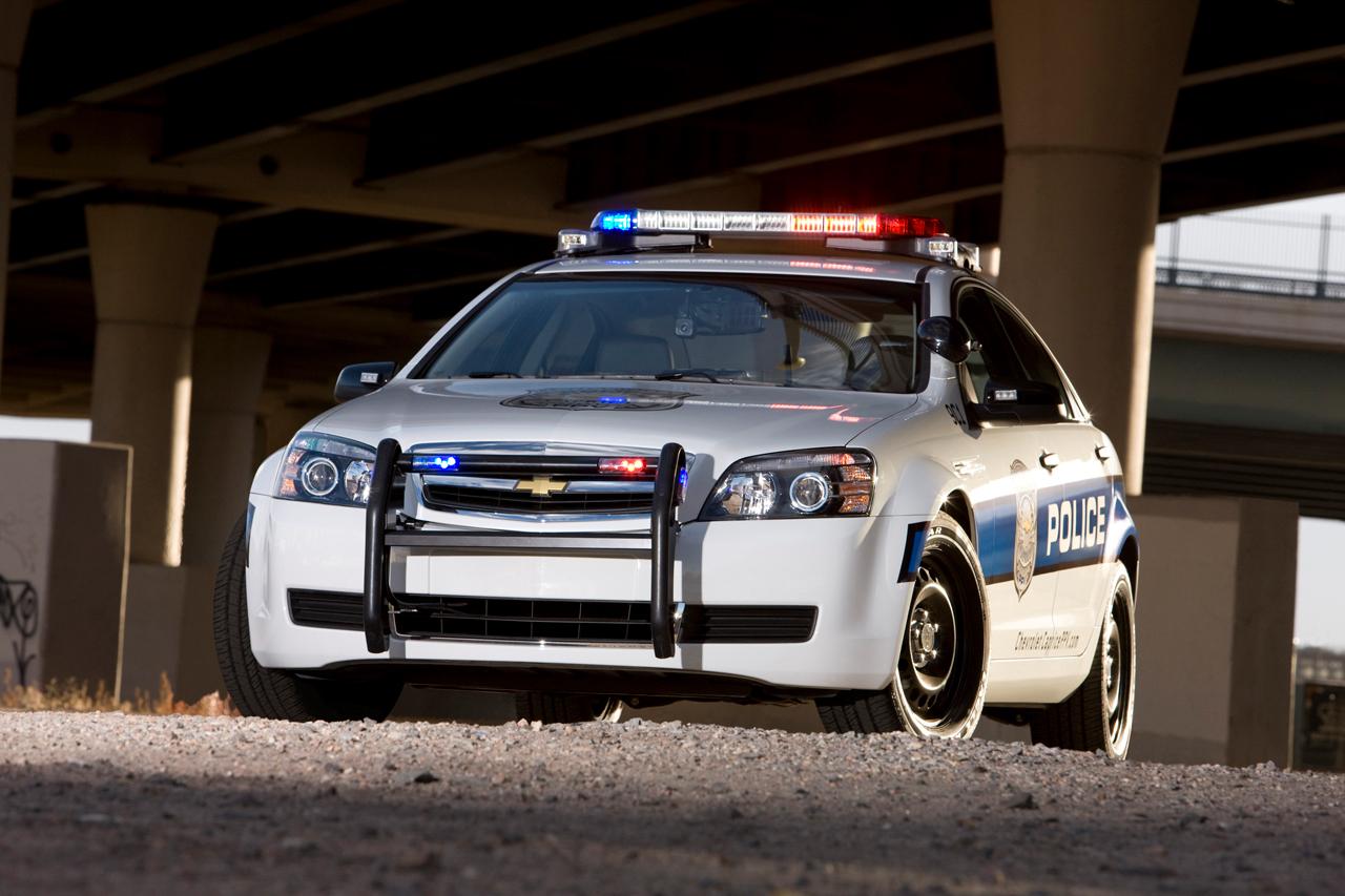 Caprice Police Car.