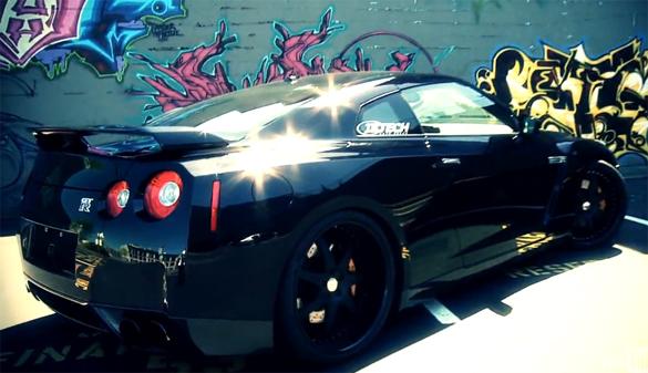 Illtech Nissan R35 GT-R-rear