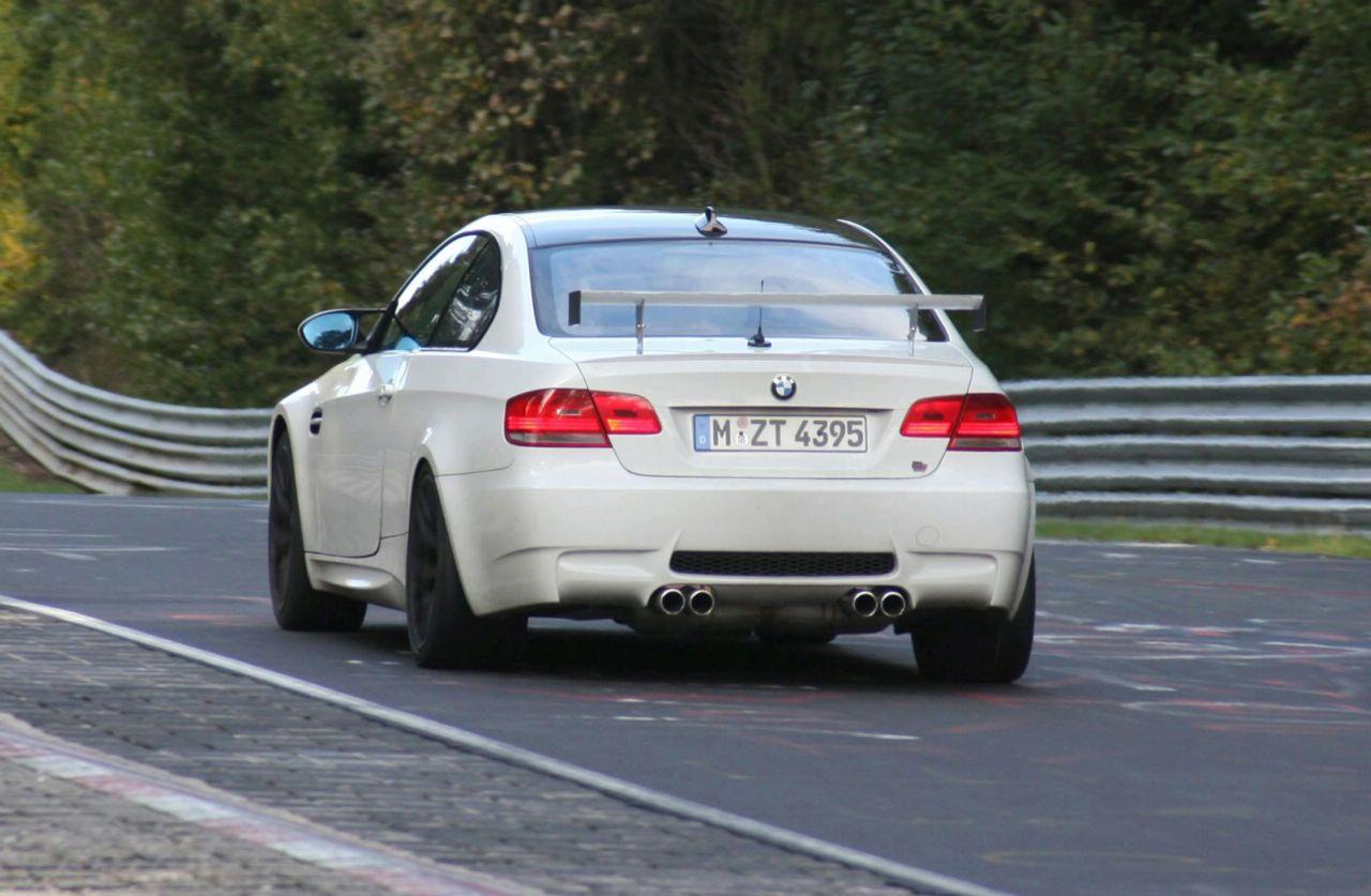 BMW M3 GT or CSL Making Rounds on Nurburgring ...