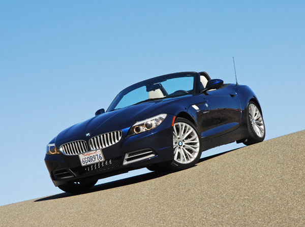 2009 BMW Z4 sDrive35i Hardtop Roadster Review & Test Drive