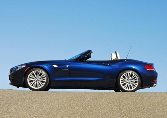 2009 bmw z4 sdrive35i hardtop roadster review test drive. Black Bedroom Furniture Sets. Home Design Ideas