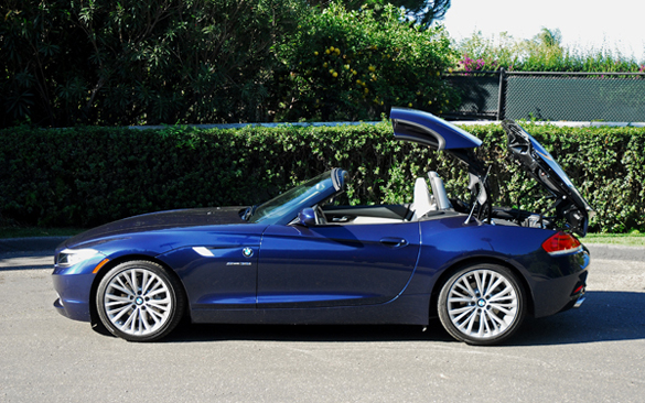 2009 Bmw Z4 Sdrive35i Hardtop Roadster Review Amp Test Drive