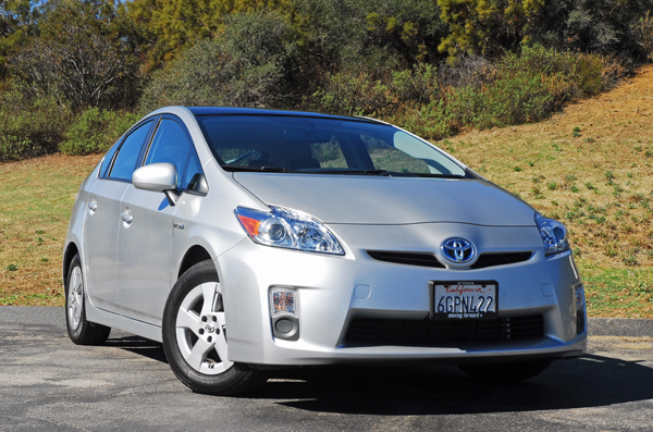 2010 Toyota Prius Hybrid Review & Test Drive