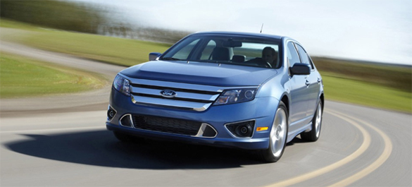 2010 Motor Trend Car of the Year: 2010 Ford Fusion