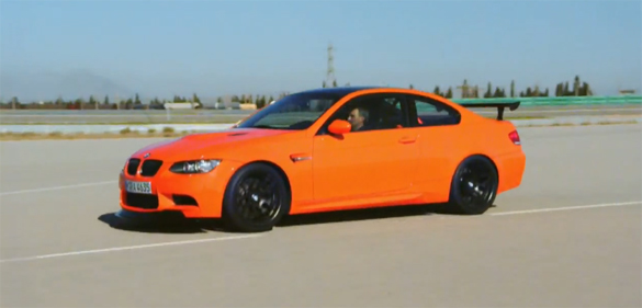 It's On Now! – BMW M3 GTS At The Racetrack!