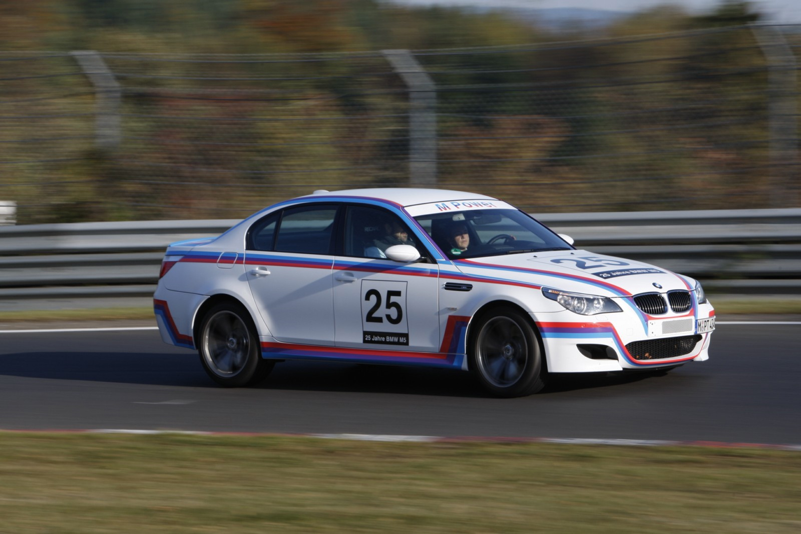 BMW Presents One-Off M5 CSL