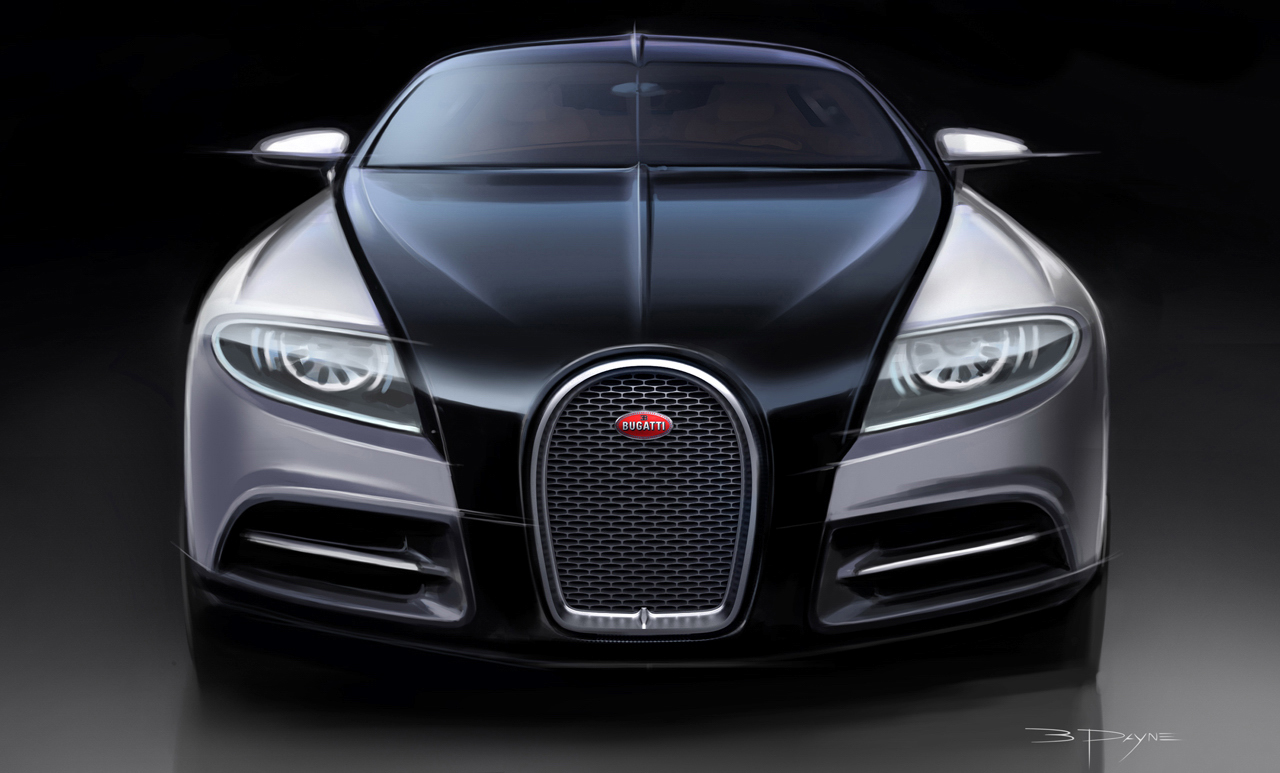 Video A Closer Look At The Bugatti 16c Galibier