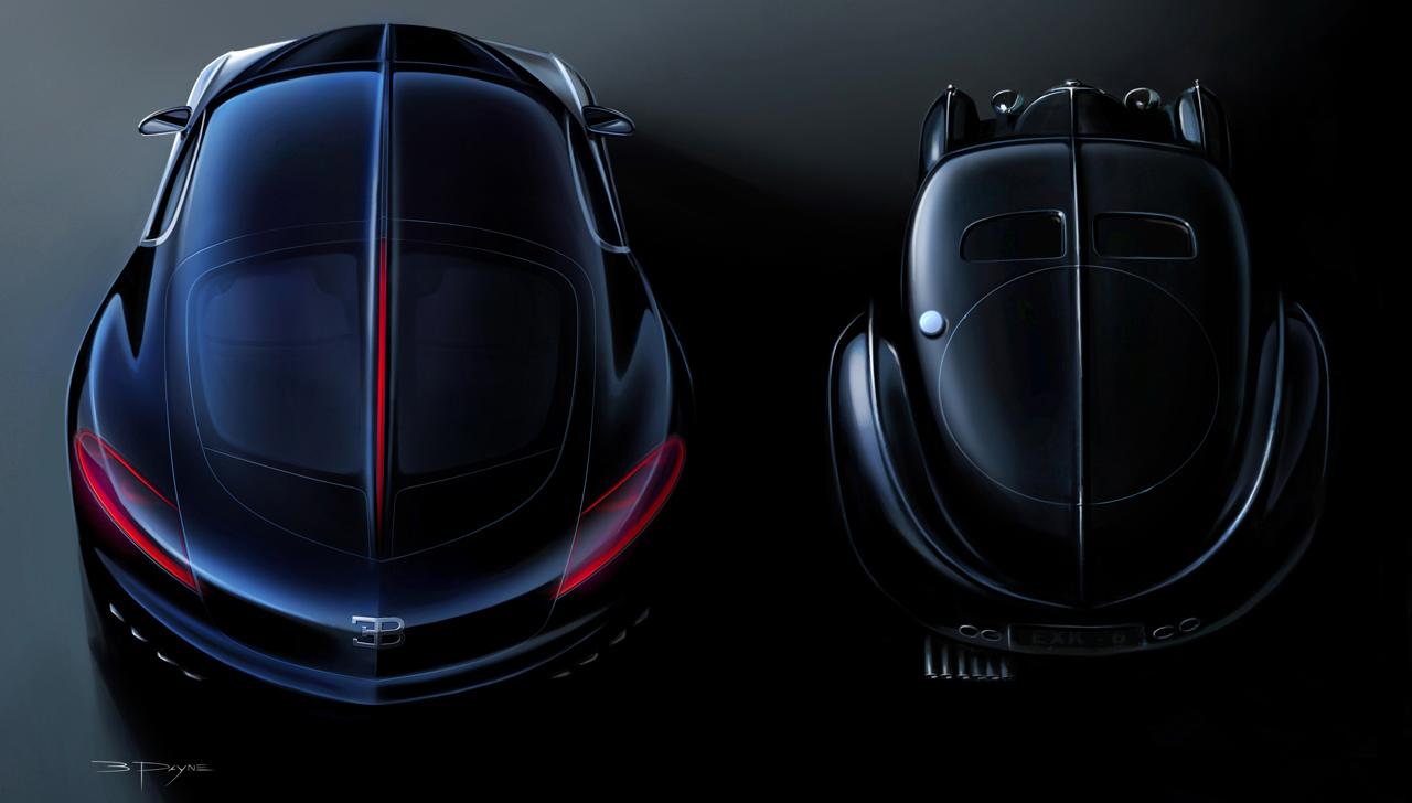 the Bugatti 16C Galibier
