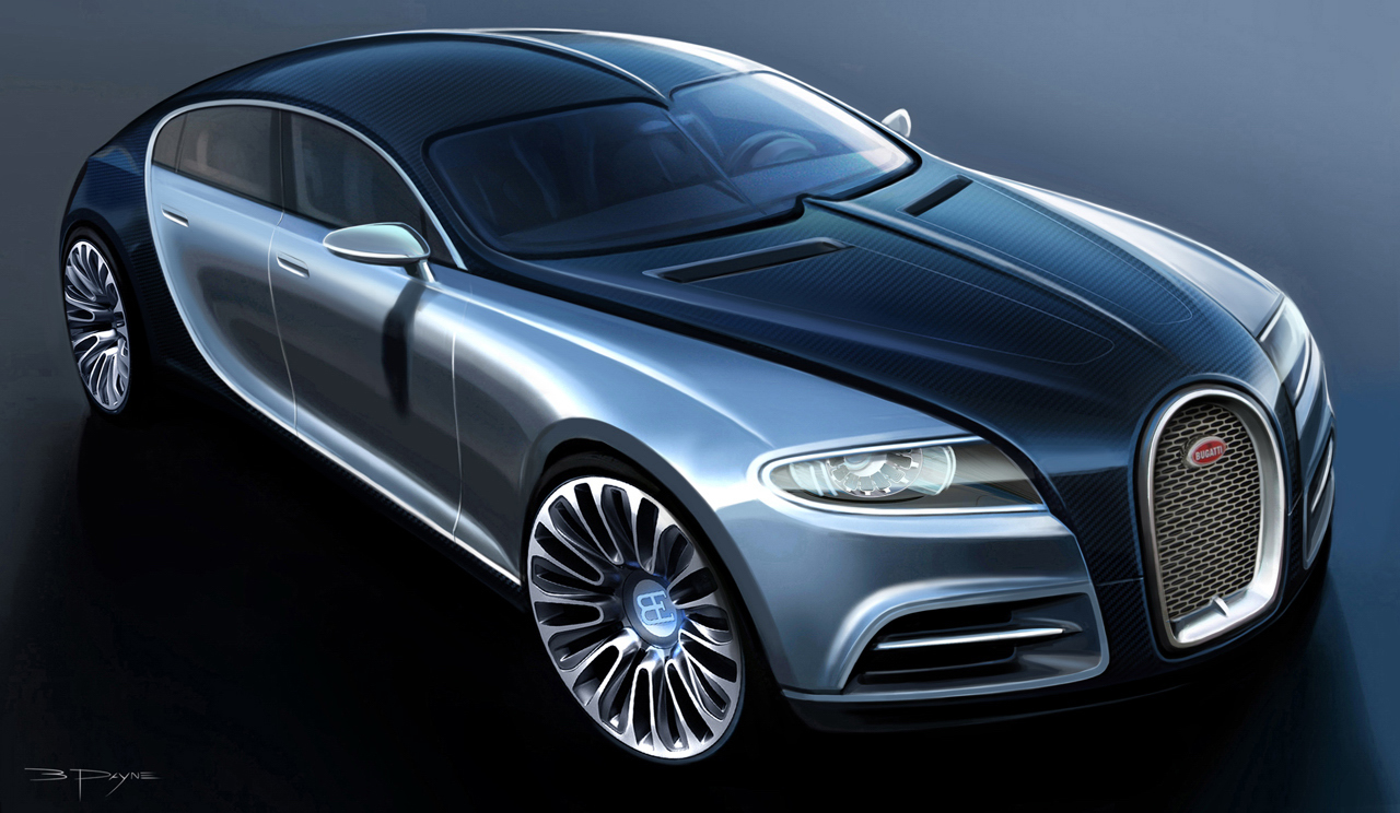 Video: A Closer Look at the Bugatti 16C Galibier