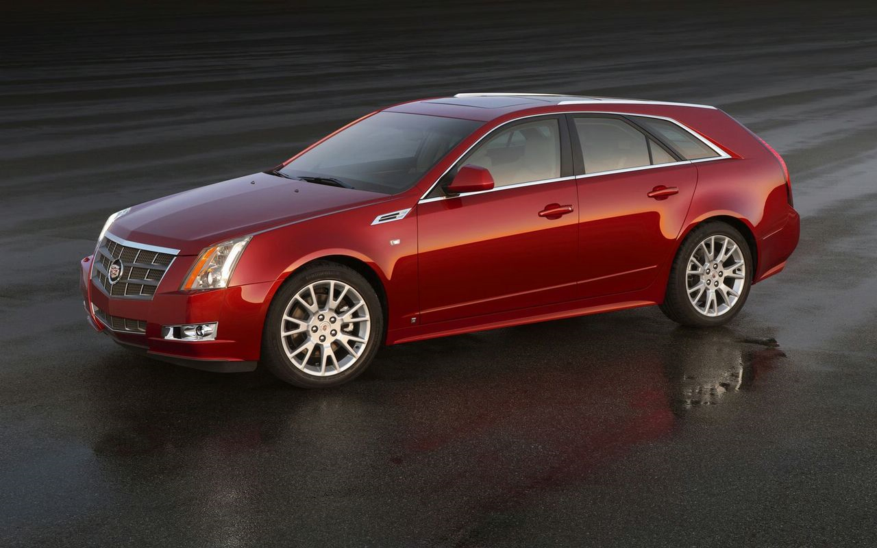 Cadillac CTS-V Sport Wagon Confirmed: When Wagons Become Cool