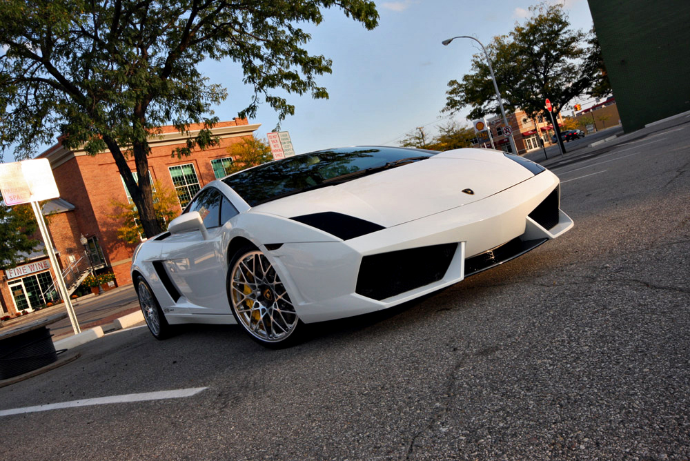 Heffner Performance Lamborghini Lp560 Twin Turbo W Video
