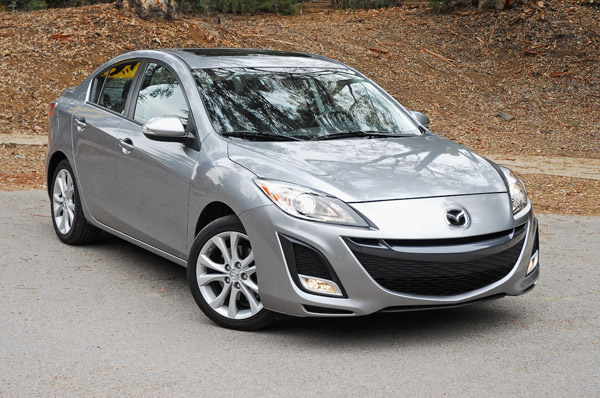 2010 Mazda 3s Grand Touring Review & Test Drive