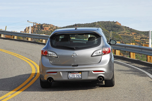 2010MazdaSpeed3RearActionTwo01small