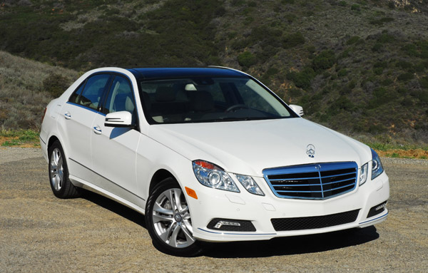2010 Mercedes-Benz E550 Review & Test Drive