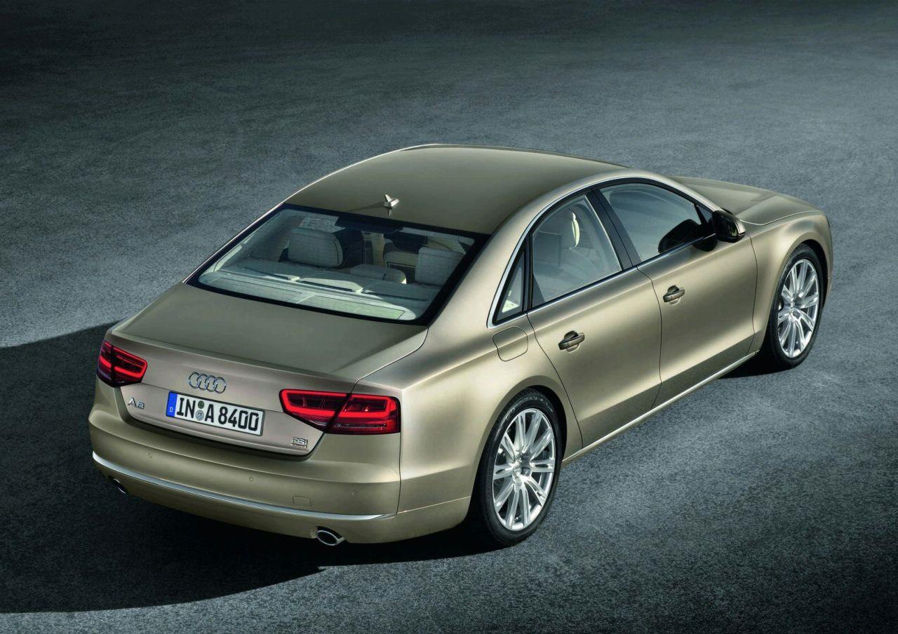 2011 Audi A8 Revealed w/ Video