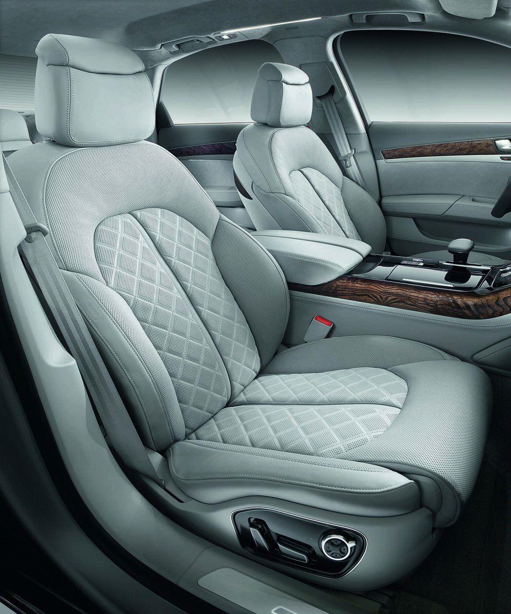 2011 Audi A8 Interior Seats