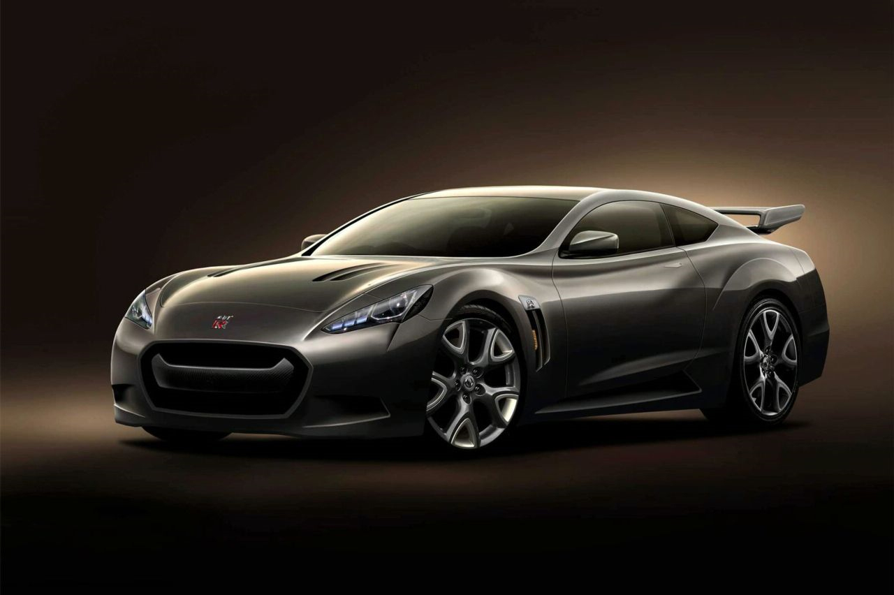 2013 Nissan GT-R Will Be Hybrid Using Electric Powertrain from Infiniti Essence