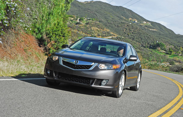 2010 Acura TSX V6: More Sport & More Power