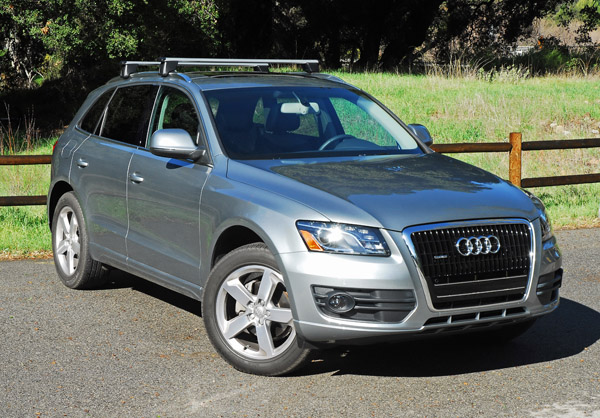 2010 Audi Q5 Review & Test Drive – A Smaller Q7