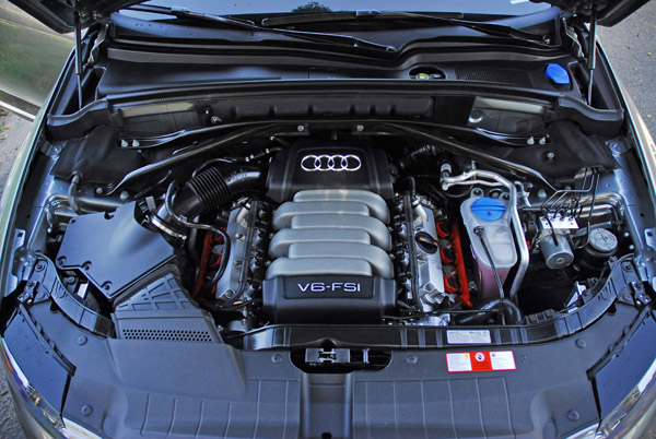 2010 audi q5 review test drive a smaller q7 for Motor oil for audi q5