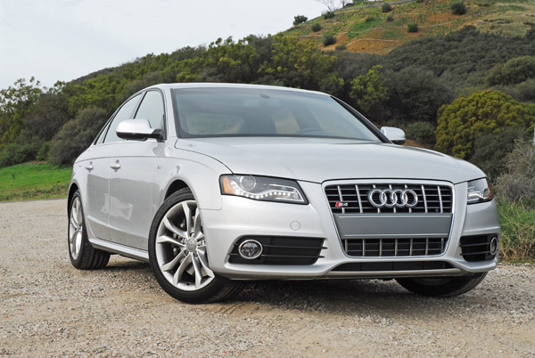 "2010 Audi S4: ""S"" Now Stands For Supercharged"