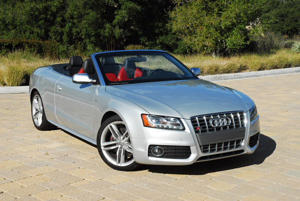 Gallery For > Audi S5 Convertible Hardtop