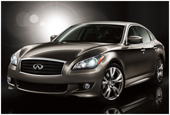 The Curvier 2011 Infiniti M56 First Impressions