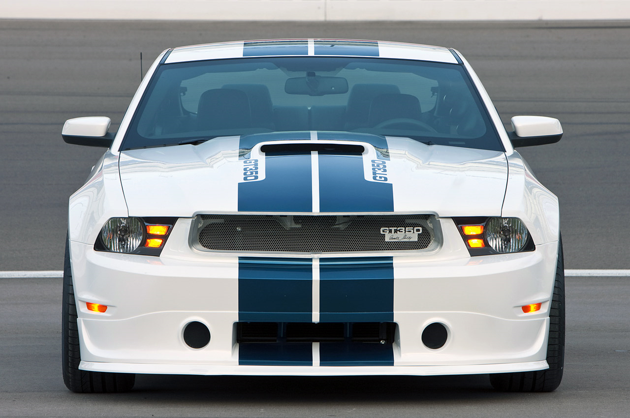 Mighty Shelby Mustang GT350