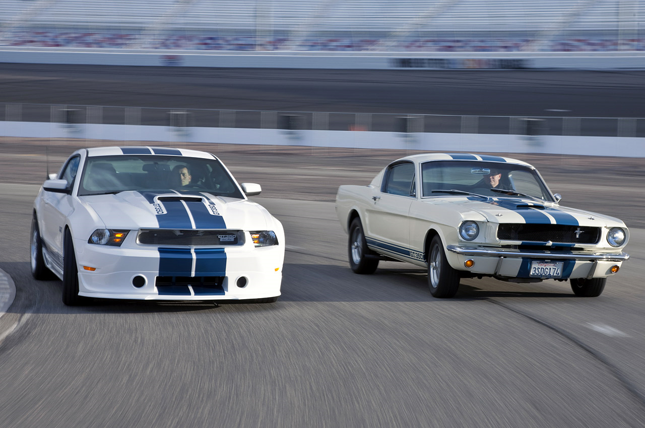 Mighty Shelby Mustang Gt350 For 2011
