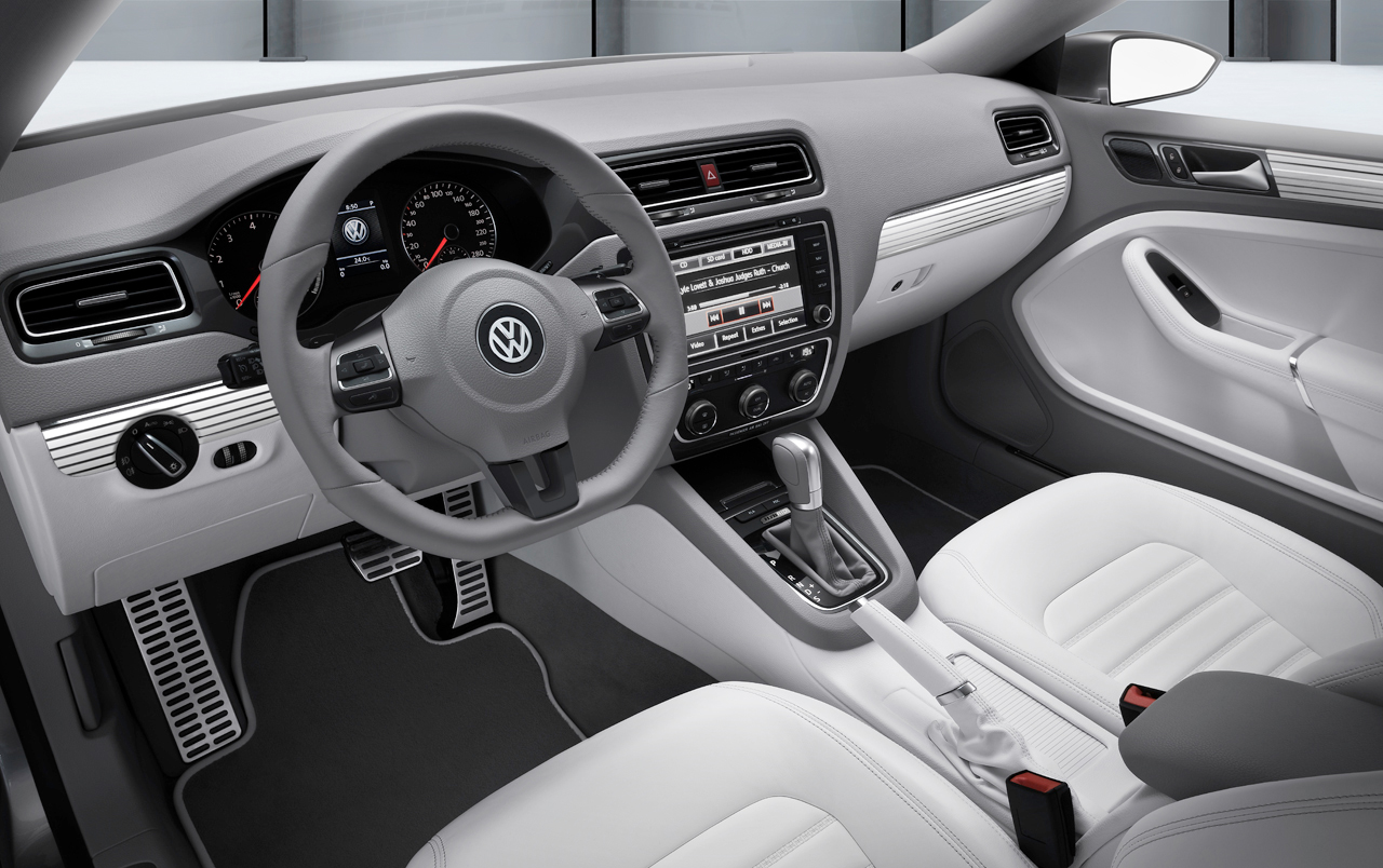 2011 Vw Jetta Coupe Interior Angle