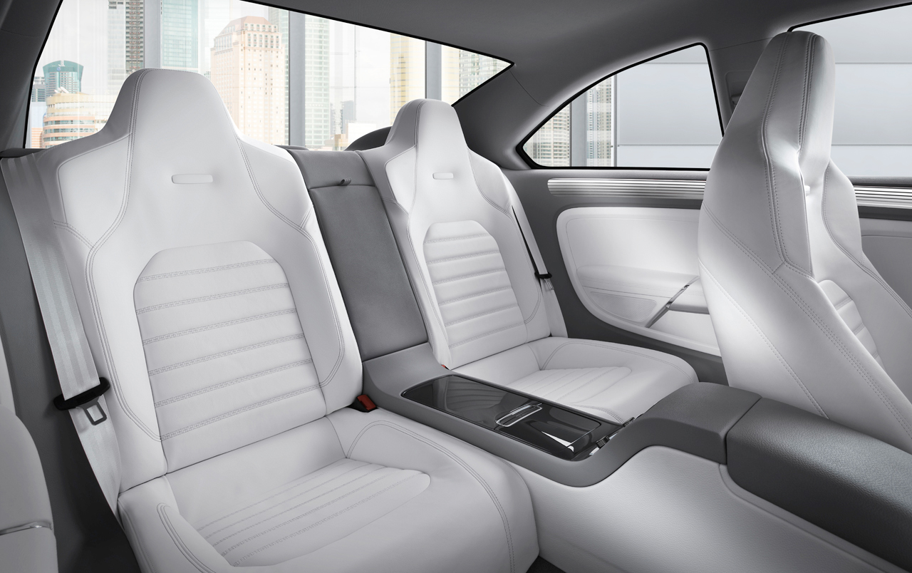 2011 Vw Jetta Coupe Interior Rear Seats