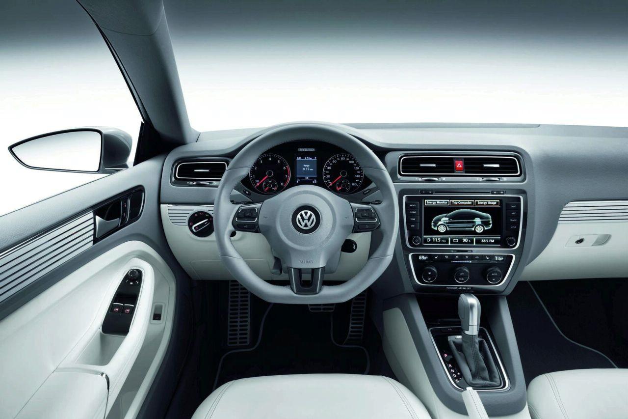 Volkswagen Jetta 2010 Interior