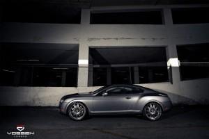 Acura Jacksonville on Bentley Gt Vossen   Forged Vf082 Wheels Side