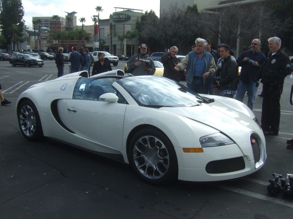SuperCar Sunday – Jay Leno Brings a Surprise