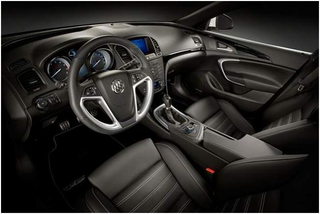 A Regal Come Back Buick Regal Gs Concept