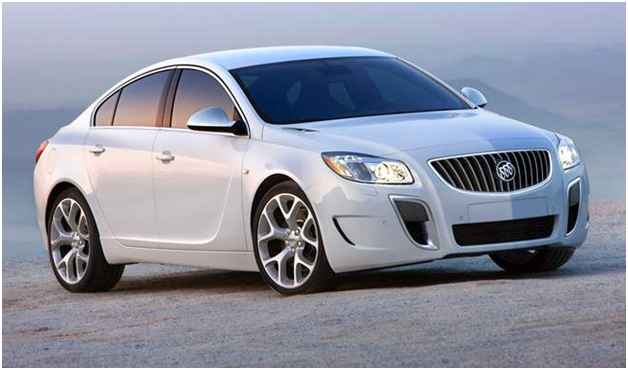 A Regal Come Back: Buick Regal GS Concept