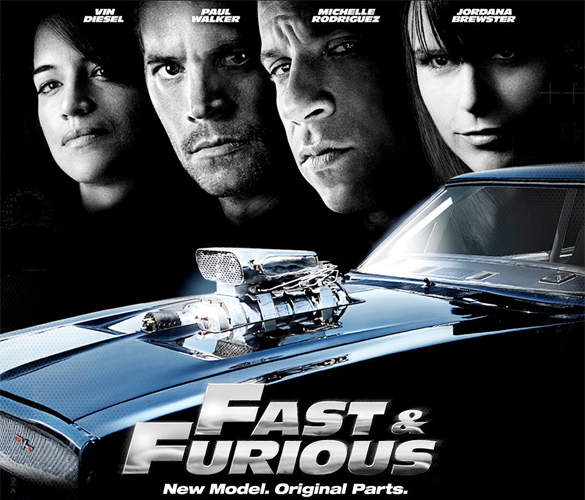 Need More Nos? Fast and Furious 5 and 6 Is On the Way