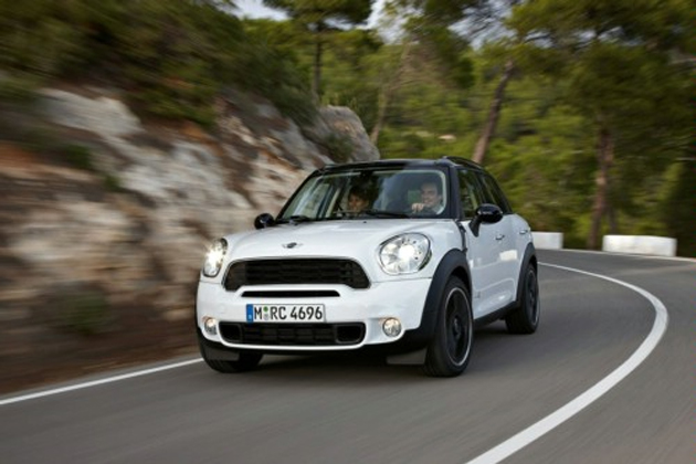 BREAKING: Mini Countryman official photos leaked [w/video]