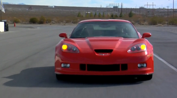 Pratt & Miller Corvette C6RS Video Review