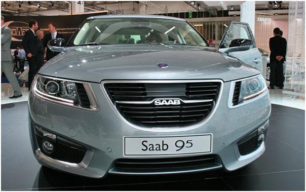 GM Keeps On Saabing