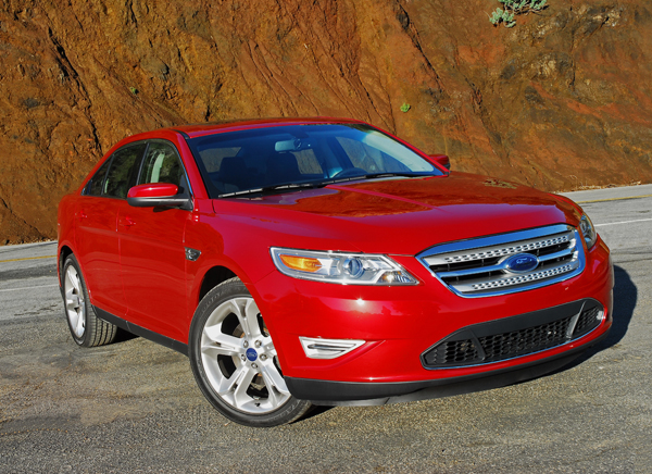 """2010 Ford Taurus SHO – """"It's Back and Better than Ever"""""""